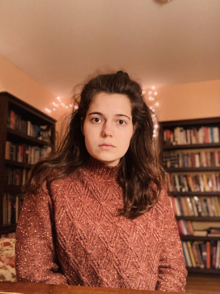 Picture of Katia Savelyeva.